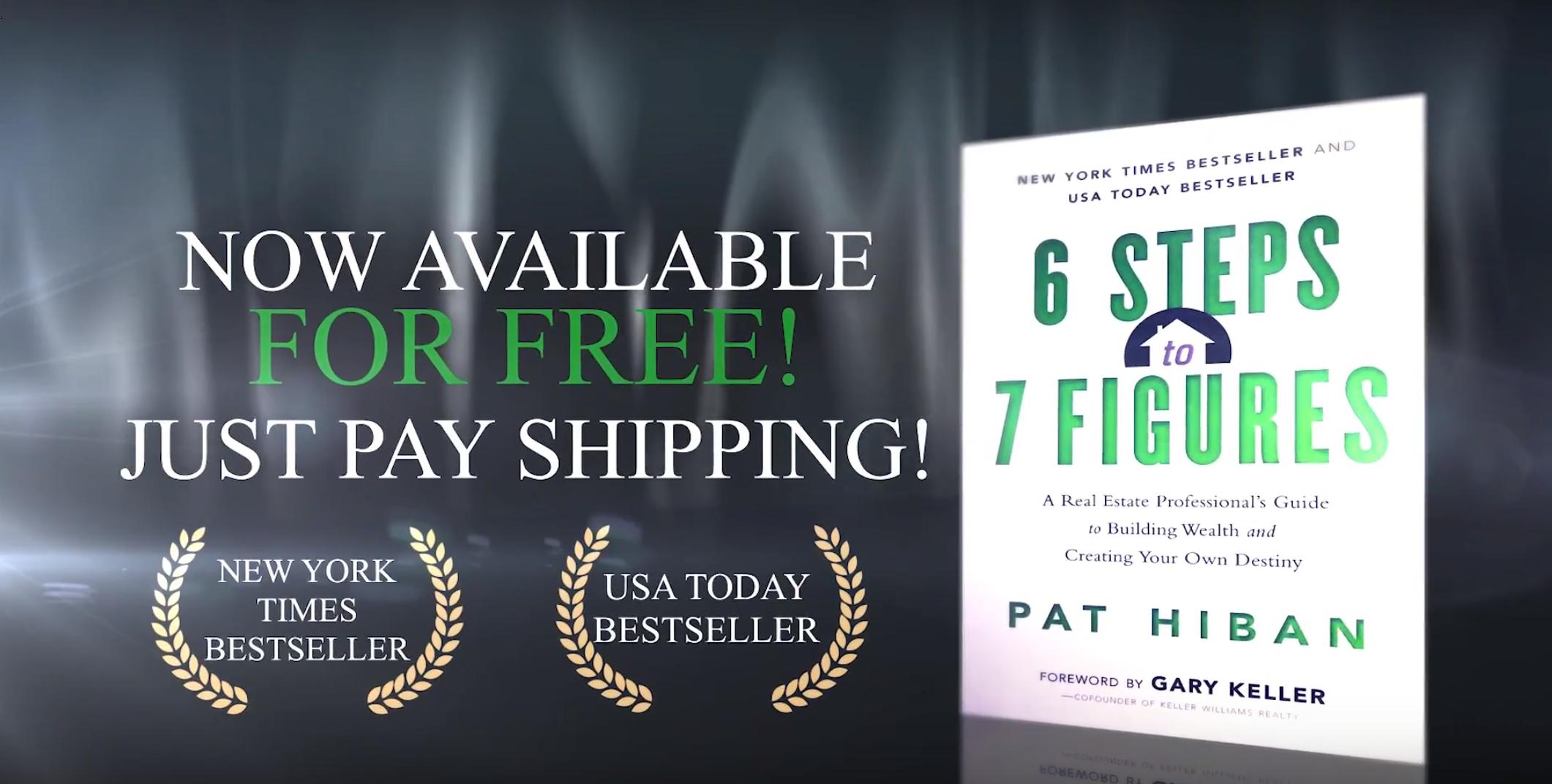 1 International Best Selling Book 6 Steps